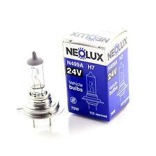 Ford Fiesta MK5 Genuine Neolux Clear Halogen Front Fog Lamp Light Beam Bulbs