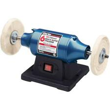 Clarke CBB150 250W 6'' Bench Buffer/Polisher (230V)