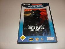 PC Batman: Vengeance