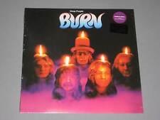 DEEP PURPLE Burn (Limited Edition Purple Vinyl) LP  New Sealed Vinyl  Rocktober