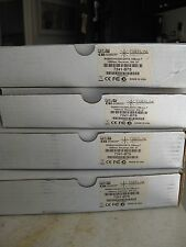 CSI Communication Specialties Fiberlink 7241-B7S RGBHV+ Audio data rcvr 1550nm