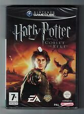 GameCube NINTENDO HARRY POTTER GOBLET FIRE Factory sealed PAL complete boxed