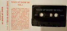 SWAY & KING TECH Best Of Wake Up Show Free Styles '94 Vol. 1 NEW CASSETTE All Ci