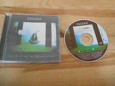 CD Rock Freebo - The End Of The Beginning (13 Song) CORAZONG REC