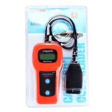 Universal 2line LCD U480 ODB2 CAN Engine Code Reader Car Diagnostic Scanner Tool