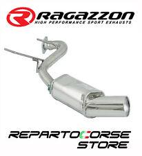 RAGAZZON SCARICO TERMINALE TONDO ALFA GTV 916 SPIDER 2.0 V6 TURBO 148kW 201CV