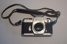 CLAed Honeywell Pentax Spotmatic F 35mm Camera w/Hanimex-Praktica 28mm 1:2.8