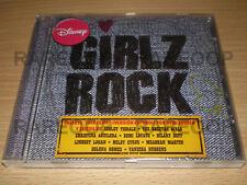 Disney Girlz Rock Christina Aguilera Demi Lovato Miley Cyrus Selana Gomez (CD)