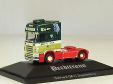 """Herpa 110419 H0 Scania R 04 TL Sattelzugmaschine """"Perditrans"""" NEU-OVP"""
