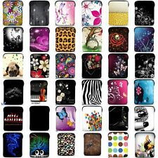 """Soft Neoprene Sleeve Bag Case Cover Pouch For Samsung Galaxy Note 10.1"""" Tablet"""