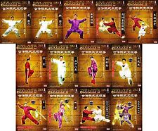 Chen Style Tai Chi Collection Series - Chen Style Taijiquan Chen Xiaowang 27DVDs