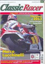CLASSIC RACER No.165 J/Feb 2014(NEW COPY)*Post included to UK/Europe/USA/Canada