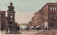 Canada St. John NB - King Street from King Square 1906 cover Jonica Palatine IL