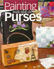 PAINTING WITH STYLE ON PURSES Book ~ New
