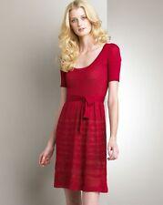 100%authentic M Missoni Solid Striped Dress sz 40 / 4