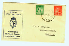 Australia, 167 & 169 FDC