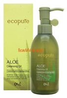 Somang ONL Ecopure Aloe Vera Mild Cleansing Oil 200ml (US Seller)
