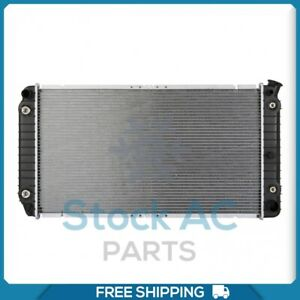 A/C Radiator for Buick Commercial Chassis, Roadmaster / Chevrolet Caprice... QOA