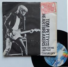 """SP(x2) Tom Petty and the Heartbreakers  """"Don't do me like that"""""""