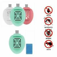 Environmental Electric USB Mosquito Repellent Heater Insect Killer Tablets AU
