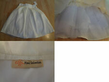 Women's Fleet Collection S NWT Ivory Skirt Beautiful!!