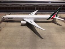 RARE Phoenix 1:400 Alitalia B777-300ER EI-WLA FREE SHIPMENT