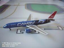 Dragon Wings Far Eastern Air Transport FAT Boeing 757 Toyota Camry 1:400 Model