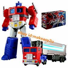 JinBao DF04 Optimus Prime Trailer Action Figure 21CM Toy New in Box