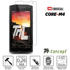 Crosscall Core M4 - Verre trempé TM Concept® - Gamme Crystal