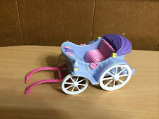 Fisher Price Sweet Street Dollhouse Victorian Picnic Carriage No Horse