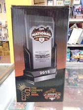 Fresno Grizzlies 2015 Triple A Championship Trophy SGA  New in Box Rare 2016