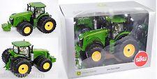 SIKU FARMER 3272 John Deere 8360r Tracteur à roues jumelées Spécial Modèle 1:32