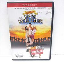 National Lampoons Van Wilder (DVD, 2002, 2-Disc Set, Unrated Version Widescreen)