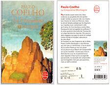 """La Cinquieme Montagne, PAOLO COELHO (Auteur Du Chef D'oeuvre """"L'Alchimiste"""")"""
