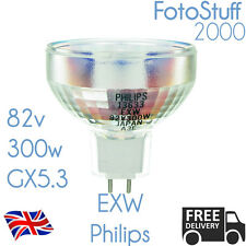 EXW 82v 300w GX5.3 Philips 13633 Projector Bulb Lamp EXW UK Stock