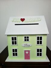 CASETTA PORTA BUSTE MATRIMONIO - WEDDING MONEY HOUSE