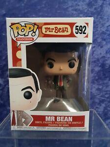 Funko Pop Mr Bean with Teddy 592 MIB
