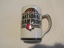 Louisville Cardinals 2013 National Champion Coffee Mug Cup Louisville Stoneware