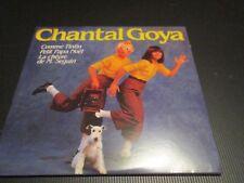 "CD NEUF ""COMME TINTIN"" Chantal GOYA / 10 TITRES"
