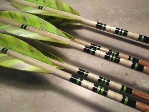 Traditional Wood Cedar Arrows