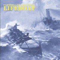 SUTHERLAND BROTHERS Lifeboat (2013) reissue 10-track CD album NEW/SEALED