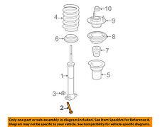 GM OEM Front Suspension-Strut Bolt 11610404