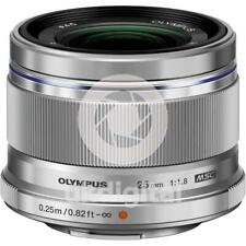 Olympus M.Zuiko 25mm f1.8 Lens (SILVER)