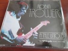 Robin Trower – A Tale Untold The Chrysalis Years (1973-1976 [3 CDS] NEW SEALED