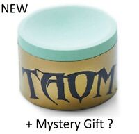 "Taom ""Soft"" Gold Cue Chalk + Free Mystery Gift ? UK Stock"