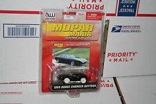 iWHEELS Mopar Mania RARE 1969 Dodge Charger Daytona HO Scale Auto World Slot Car