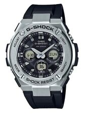 Casio G-Shock G-STEEL * GSTS310-1A Solar Midsize Black Resin Watch Ivanandsophia