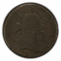 1806 1/2c Draped Bust Half Cent SKU-Y2249