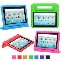 MoKo Kids Shock Proof Super Protective Cover Case for Amazon Fire HD 10 5th/7th