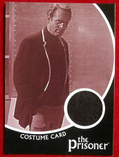 THE PRISONER Vol 2 - PATRICK McGOOHAN'S JACKET - COSTUME CARD PV2 C6 - Cards Inc